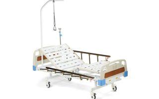 Функции и вариации моделей боковых ограждений кровати для лежачих больных