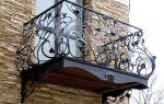 Виды и монтаж балконных ограждений