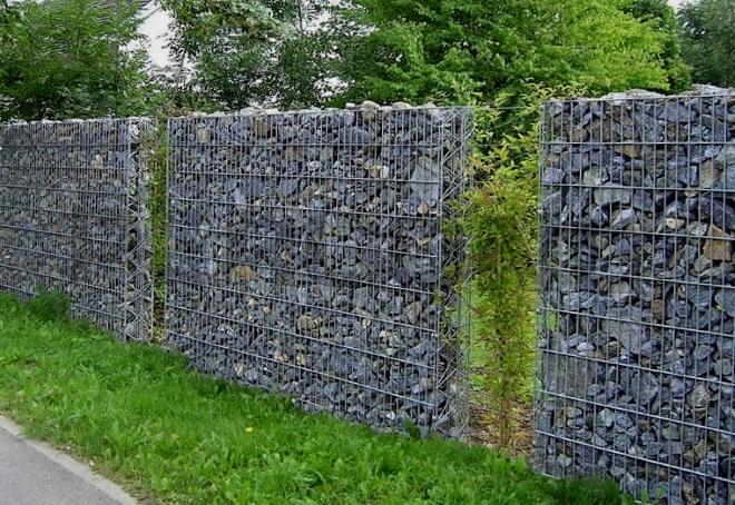 забор пергоны